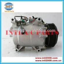 Hs110r carro compressor ac 7pk para honda accord estate/vagão 2.0 2.4 2003-2008 38810rba006 hdak238 keihin hdcrv02970