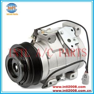 10S17C ac compressor for Toyota FJ Cruiser /4Runner/Tundra 4.0L 2003- 88310-35830 88320-35700-84 88320-35700 447180-5260