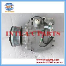 Sanden trse09/trse07 compressor ac para honda cr-v/civic 1.8l 2006-2009 4992 38800rnaa011m2 38800rnba02 38810rnaa01 38800-rzv-g02