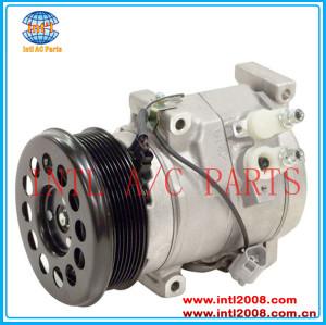 10S17C ac compressor for Toyota Prado 120 Series GRJ120R 1GR-FE 447220-5130 471-1413 4472205130 4711413 88320-35700 88310-35830