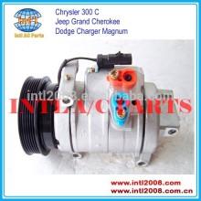 10s17c compressor para chrysler 300 c/dodge charger magnum/jeep grand cherokee 6.1 5.7 4596492ac rl596492ad 55116917ab 55116917ac