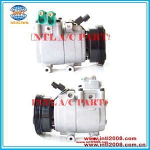 Hs15 compressor ac para hyundai accent lc/excel/getz 1.3 2000> 97701-25000 97701- 1c150 9770125000 977011c150