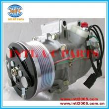 Auto Sanden compressor HS110R para Honda Civic / CRV 1.8L L4 2006-2011 38800RNAA01 38810RNAA02 38810RRBA01 38800RNAA010M