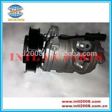 Denso 10s17c auto compressor da ca para chrysler pacifica/dodge caravan 2.4l 2004-2006 5005496ad 5005496ae 5005496af 5005496ag