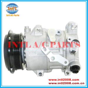 88310-06390 8831006390 denso 6SEU16C auto aircon ac compressor for 2010-2011 Toyota Camry 2.5L/2009 Toyota Camry 2.4L