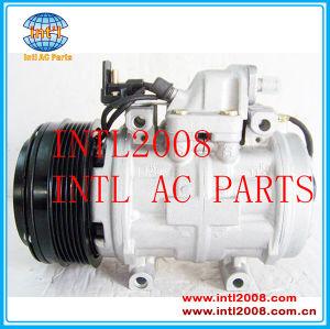 0031317001 003 131 70 01 000 230 24 11 0002302411 0031319501 denso 10p15c compressor ac para 1986-1987 mercedes benz w124