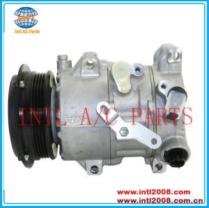 Denso 6seu16c ar um/compressor ac para toyota camry 2.4l 2.5l 2009> 2011 88310-06390 88310- 0r014 4472603651 44715014100t