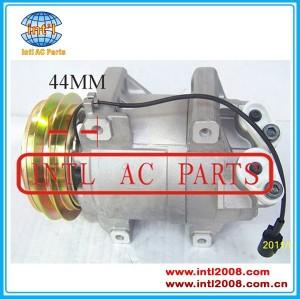 Um dks15d/c compressor para mitsubishi l200 2.5 2006-2011 con air kompressor mn123626 z0016267a 5060121511 5062119191