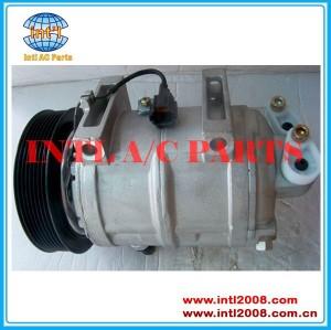 Auto dks15ch um/compressor ac para nissan urvan/caravana/ur-van diesel td27 zd30 1999-2006