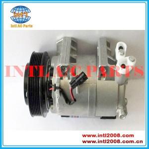 DKS17D 6PK -125mm Auto ac compressor  FOR Renault Koleos/Nissan Rogue 2.5 16V 126kw 2008- a/c compressor 926002216R 92610JM01C 92610-JM01C 92610 JM01C