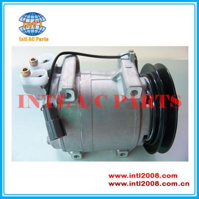 24v/12v hitachi guindaste grua/john deere escavadeira compressor ac dks15d 506012-2330 5060121680 20-11319
