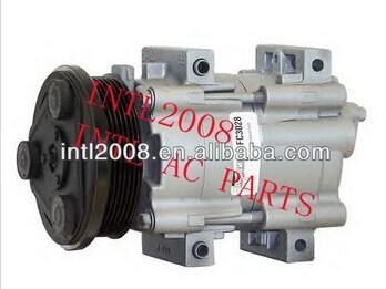 Usado para ford scorpio fs10 2.0 puma compressor ac 7292242 96gw- 19d629- aa f6ch19d629aa 4s 57135