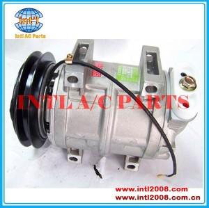 Um dks15ch/c compressor para mitsubishi l200 4x4 2.5l 2.5 td 4wd 2000-2007 581364 mr190619 5062116520 5060117303v 5062116523