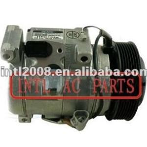 Auto 10s15c um/compressor ac para fortuner toyota innova diesel hiace hilux 88320-25110 88310- 0k230 447170-9510 447220-4070 4472204