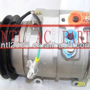 Denso 97921 10s17c mitsubishi shogun/pajero compressor ac mr500958 447220-3991 447220-3655