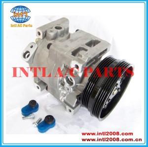 Sc08 compressor de ar para fiat palio brava doblo merea punto/lancia y 1.2 8/16v 1993-2005 compresor 46514443 71781752 507775000