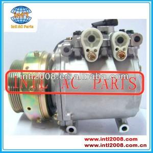Msc90c compressor para mitsubishi lancer carisma colt mirage 1.5l 1.6l 1.8l 92-08 akc200a203a akc200a203b akc200a203c akc200a203k