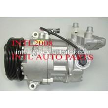 Auto um/c calsonic cse613 a4101541 compressor ac para bmw 1 e81/e82/e84/e87/e88 2004-2008 6915380 9145351 9156821 9182793 14-0036p