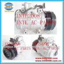 Denso 10p15c para mercedes benz w124 300 série 126 1988-1995 um/c compressor a0002302411 0031319501 0031317001 0002302411