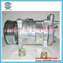 Sanden 508 sd508 sd5h14 9565 auto um/c flare compressor ar condicionado carro 508 9565 9565 5h14 9565