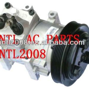 Hs15 halla hcc para ford fiesta v 5 klimakompressor um/c compressor 2005-2008 5s6519d629da 5n1519d629ba 5s65- 19d629- dd