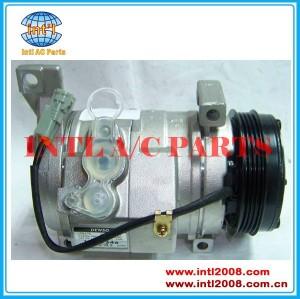 Denso 10s17f para chevrolet entregaexpressa/silverado gmc sierra/yukon/savana hummer h2 compressor 00-09 1520410 1520940 1520941 1521127