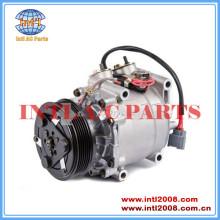 Sanden compressor trsa09 para honda prelude/accord vii/civic vi 1. 7l 2. 2l 97-05 38810plc006 38810plae01 38810plma12 80351s5da01