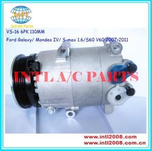 Um/c compressor visteon vs-16 ford mondeo iv/s-max 1.6/galaxy/s60 v60 2007> 2013 2011 1706375 1682592 31291254 av6n19d629aa/ab
