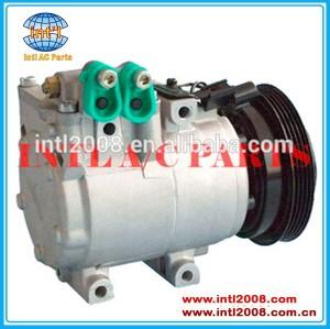 Hs-15 HS15 para Hyundai Tiburon / Elantra 2.0L / Matrix 1.8L 2001-2006 A / C Compressor 97701-09000 97701-2C100 97701-2D100 97701-2E000