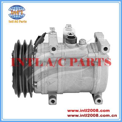 Sp21 210cc 12v aa 10 cil um/c ar condicionado compressor aircon 751148 polia
