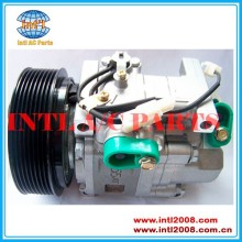 Auto ac panasonic para mazda 5 6 2.0 cd/2.0 di 1998/2261cc 2002-2008 compressor gam661k00 gj6f61k00 h12a1a24dc mz70cm0821