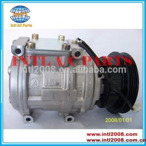 Denso 10pa15l/10pa17c para toyota landcruiser 100 série carro um/c compressor 8832060720 8832060700 9644729171 883106a100