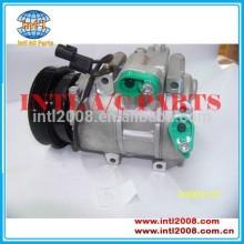 Denso 6sbu16c/dv16 para rondo kia 2.4l 2.7l/carens 2.0 compressor ac 977013e110 977012b151 tsp0155940 0k247- 18- 100 0k247- 10- 271c