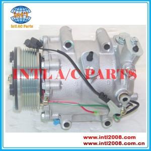 Sanden TRSE09 / TRSE07 para Honda CRV II / Civic 2.2i CTDi N22A2 2005-2010 compressor ac 38810RSRE02 38800RSRE010 38800RSRAE020