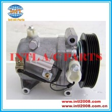 air conditioner Compressor Calsonic Fiat Palio Fire / Weekend 1.0, 1.3 and 1.4 12V Pulley 5PK 2004 2005 2006 2007 2008 2009