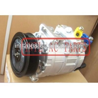 7seu17c compressor denso vw golf/caddy skoda octavia 1k0820803e 1k0820803a 1k0820803f 1k0820859s 447180-4340