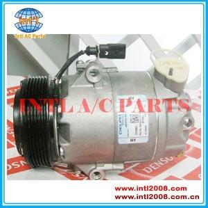 5z0820803 cs10061 para delphi cvc ac ar condicionado compressor para volkswagen vw fox/polo/crossfox/spacefox 6pk