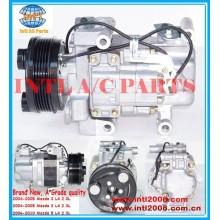 H12a1ah4dx h12a1ah4fx h12a1aj4ex bp4s-61-k00 bp4s61k00 57463 co 10759z panasonic compressor ac para mazda 3 2.0l 2.3l sp23 04-09