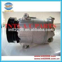 Cvc ac compressor pv 6, ar condicionado 1139519 1140703 1140088 192335 263171 263174 para maserati granturismo/enzo ferrari