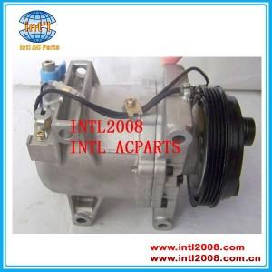 Ac auto ar condicionado cr14 para subaru forester/impreza 2.2l 2.5l um/c compressor 1998-2001 10236c 73111ac070 2000164