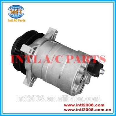 Compressor ac ar condicionado HARRISON H6 SANDEN SILVERADO 2.5 8 V DIE 6CC 97 > 99 SILVERADO 4.2 8 V DIE 6CC 97 > 00