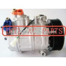 Automotive ac compressor de ar para Mercedes Benz AXOR 7SBU16C 4572300111 4471709142 4472208701 4472208702 4472208706