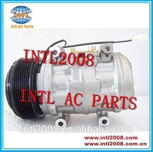 Denso 10p15 compressor ac para ford 250/350/4000 f250 f350 f4000 john deere l200 8pk 12v
