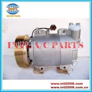 Dks-17d/dks17d con air compressor ac para nissan urvan e25 9 506012-3040 92600-vz00a z0002866c