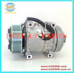 1401408 141031 7512251 para sd7h15 sanden 4028 4310 4420 4800 flx7/hd/ag flex 7 um/c compressor do condicionador