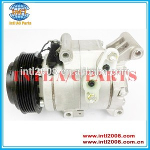 Rs-15 compressor 12v 6pk, ar condicionado zzc061k39 e1y0-61-k39 e1y061k39 zzn0-61-k39 zzn061k39 para mazda cx-5 2012