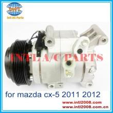 Um/compressor ac para mazda cx-5 2.2 diesel 2011 2012 kd6261450 f500jubab01 e1y061k39 zzn061k39 zzc061k39