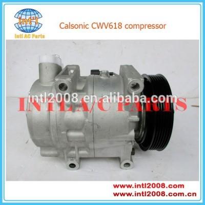 Calsonic cwv618 compressor ac, ar condicionado 92600- 2y010 926002y010 92600- 2y01b 926002y01a para infiniti i30/nissan maxim
