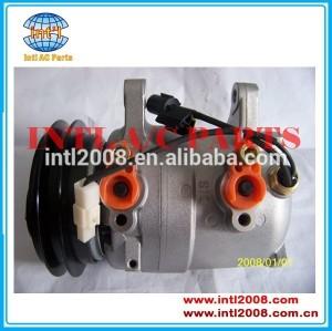 Dkv14c/nvr140s compressor ac, auto ar condicionado 92600- 66c00 92600- 9g001 506021-1120 para nissan pickup/terrano 2.4l 2.5l