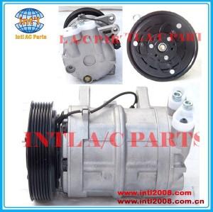 Auto dks17ch um/compressor ac para nissan patrol gr gu ii/terrano ii/pathfinder 1997-2004 92600vc90a 92600vc900 92600vb800